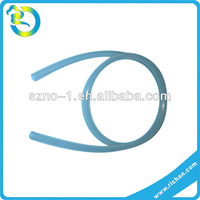 14*8 mm Eco-friendly Flexible Customized Transparent Clear FDA Medica or Common Silicone Rope