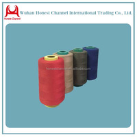 paper cone or plastic cone of ring spun or tfo polyester yarn 20s/9 for sewing thread