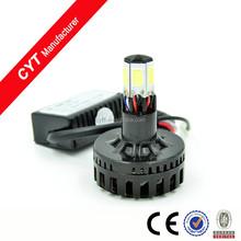 M6 H4 30W 12~80V 6 COB LED Headlight