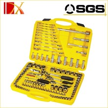 "120 Pieces Auto repair Socket Wrench Set 1/4"" 3/8"" & 1/2"" tool kits"
