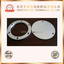 anodized aluminum washer for industrial use