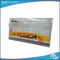 Pvc plástico transparente cortina, Tamanho personalizado caixa de Pvc