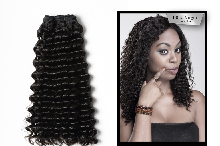 Vv Factory African American Weaving Cut Virgin Remy Human Hair