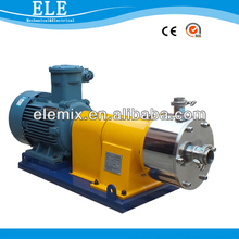 ELE emulsion pump for paint/pigment