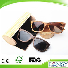 wholesale Sunglasses China factory wooden Sunglasses UV400 polarized
