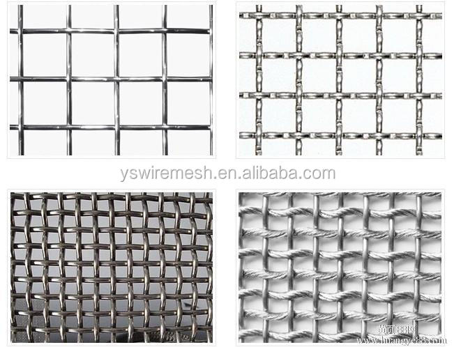 Manufacturer Of High Performance Steel Crimped Wire Mesh