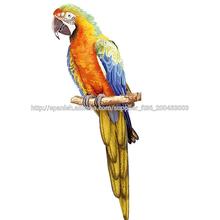 animado canto de los pájaros artificiales