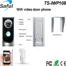 New product 2MP 160degree wifi doorbell camera,wifi video door intercom