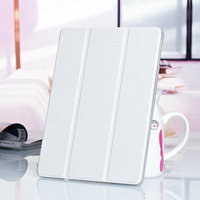 New Fashion Design Multicolored Protective Shockproof Stand Carry Handle Leather Water Proof Case for Ipad Air 5