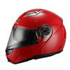 Helmet Bluetooth ECE/DOT double visor JX-A113 fashion motocross helmet with flip up visor