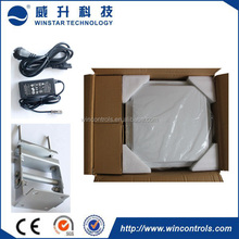 The RFID card reader over a long distance, 12db gain antenna, precision waterproof