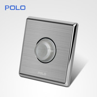 wholesale wall mini push button switch autonmatic light timer control switch 240v changer over light dimmer switch
