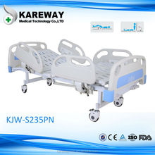 More Best Made in China High quality Crank Hospital care Bed