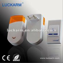 New Digital wireless remote control electronic doorbell digital wireless musical doorbells