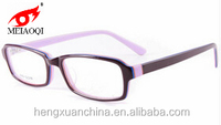 cheap acetate optical frame glasses short sighted glasses for students