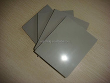 5mm low price grey color PVC board