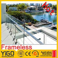 balcony glazing/french balcony railings