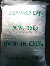 Refined Salt food grade