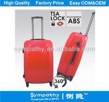High quality aluminum luggage case