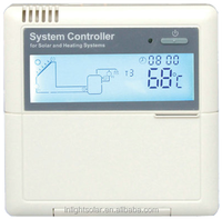 Solar Controller SR868C8 (for Split Pressure Solar Heating System)