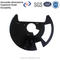 Dacromet cover stainless steel truck wheel cover
