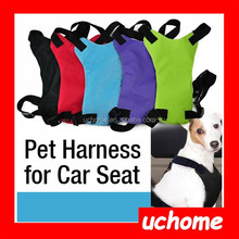 UCHOME Wholesale car safty seat harness for dog pet