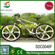 colorful 26'' aluminum alloy mountain bike 24speed bicycle road/bicycle racing road
