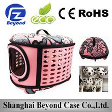 Best Seller Wholesale EVA folding cat carrier, folding carrier for cat
