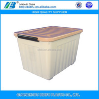 colorful plastic storage box and bins 2015 New Design PP Plastic Storage Box and Bins Plastic Storage Boxes and Bins Food Grade