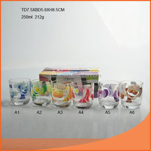 Alibaba china best selling vase glass cup