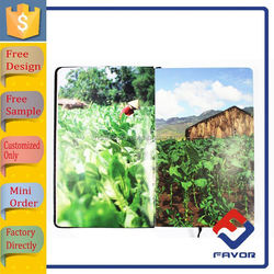 china price factory manufacture soft paper cover school exercise books