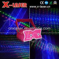 mini laser light multi color kaleidoscope
