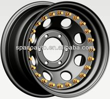 "Doule side beadlock wheel 20"" 5x100 3 pieces for JEEP"