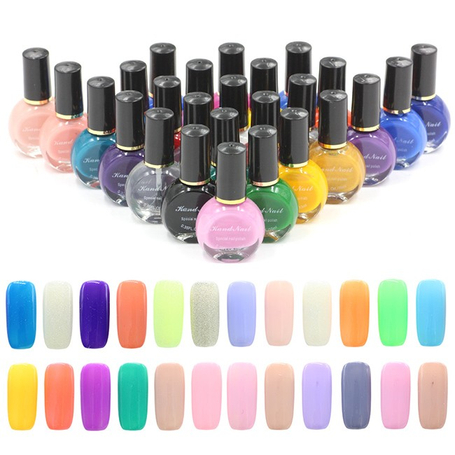 Spin The Bottle Nail Polish Game Gotr Girlsontherun: Fashionable Nail Print Art Stamp Nail Polish Special Offer