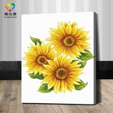 beautiful oil painting pictures of flowers easy paint modern paintings
