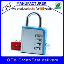 New Design High Security Colorful electronic locks for lockers