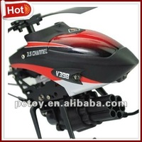 2012 Newest RC Airsoft Helicopter V398