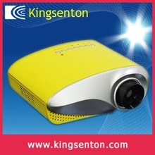 Multi-functional Office/home LCD LED MINI Projector with USB HDMI port with Remote Control by your mobilephone