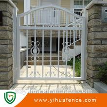 yihua decorativos de hierro forjado puertas