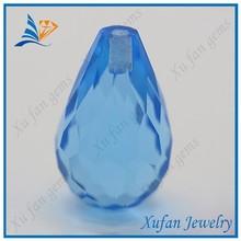 China wholesale teardrop shape glass bead