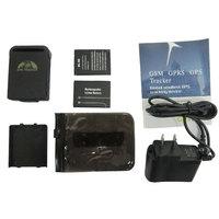 Gps tracker portable vehicle tracking system tk102b