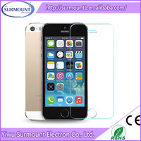 Wholesale Tempered Glass Screen Protector 2.5D Round Angle Glass Screen Protector
