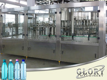 2015 new factory price for high quality 3 in 1 mineral water filling machines