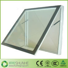 cheap and fine UPVC/PVC double/single hung house/home/hotel/building window