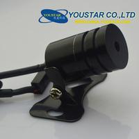 Car Waterproof Laser Fog Lamp Anti-Fog Light Auto Rearing Warming Light 12-24v For All Car