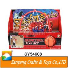 Kids basketball play set plastic mini basketball games