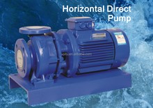 Single stage end suction direct pump