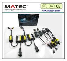OEM&Sample accepted hid xenon headlight bi xenon kit h4 hb2 9003 55w h4 bi xenon hid slim kit 6000k