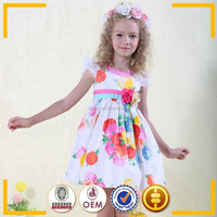 2015 latest design beautiful children dress offer picture of children casual dress