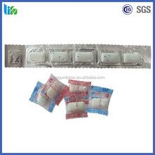 Popular types of stick chewing gum packing